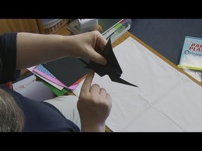 How To Create Origami Dragon