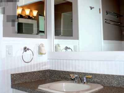 How To Install Beadboard in a Bathroom