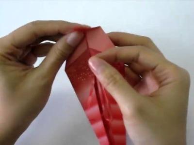 How to make - Origami Shrimp