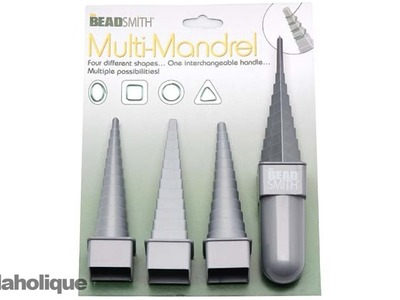 How to Use the BeadSmith Multi-Mandrel