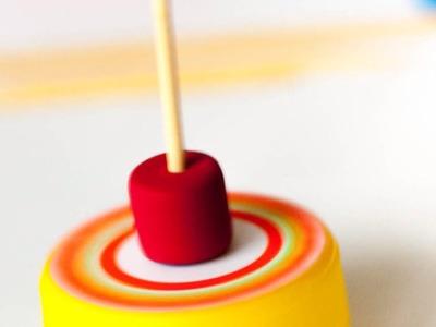 Make Fun Plastic Bottle Spinning Tops - DIY Crafts - Guidecentral