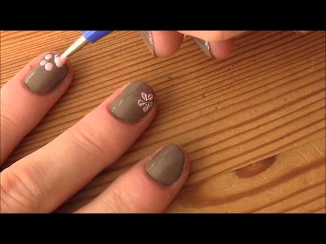 Nail art for short nails!
