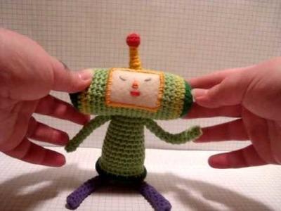 Nerdigurumi - Katamari Damacy - Katamari Prince Amigurumi Crochet