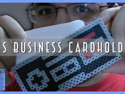 Nintendo Controller Business Card Holder