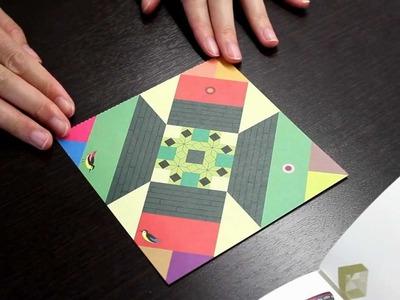 OriCa: Making an Origami Box