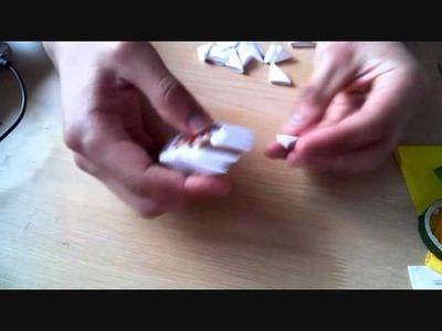 Origami 3d Cobra Tutorial