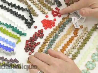 Show & Tell: Czech Glass Silky Beads