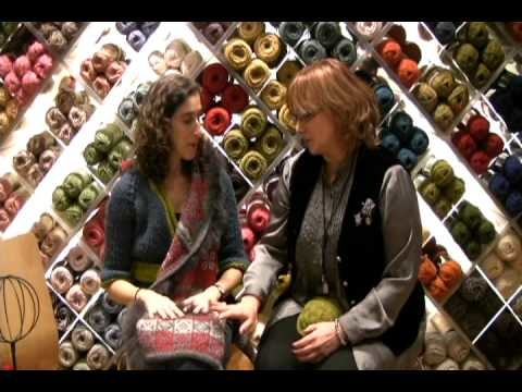 Talks from the Yarniverse with Nicky Epstein
