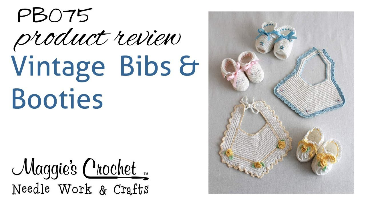 Vintage Bibs & Booties Product Review PB075