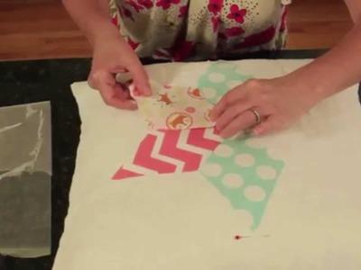 3 Easy Nursery Decor DIY Ideas Using Fabric Mod Podge