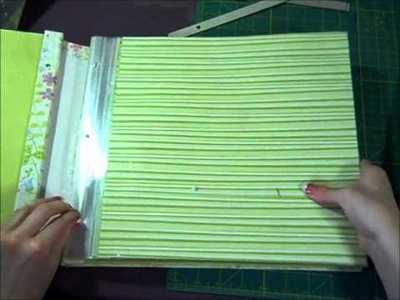 Adding pages to your scrapbooking album