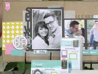 Artbooking Made Easy (S01E01): Getting Started with Cricut Artbooking