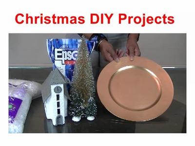 Christmas Series:  Christmas DIY Projects
