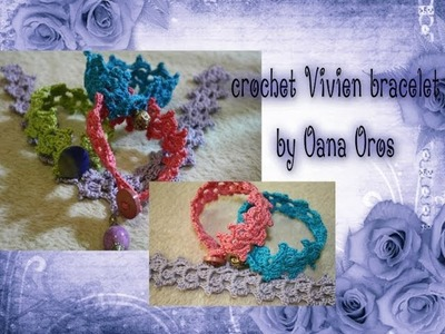 Crochet vivien bracelet