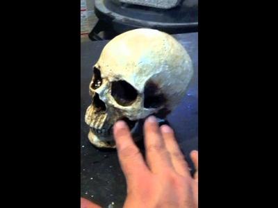Devil's Eve 66 - DIY Plastic Skulls