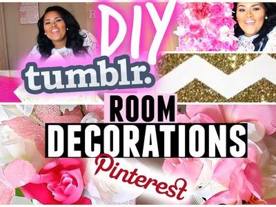 ♡DIY Cute, Girly & Affordable Room Decor♡ Tumblr + Pinterest Inspired !