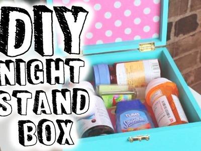 DIY Night Stand Box (Self Love February Ep. 2)