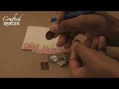 DIY Project - Decorative Fridge Magnets
