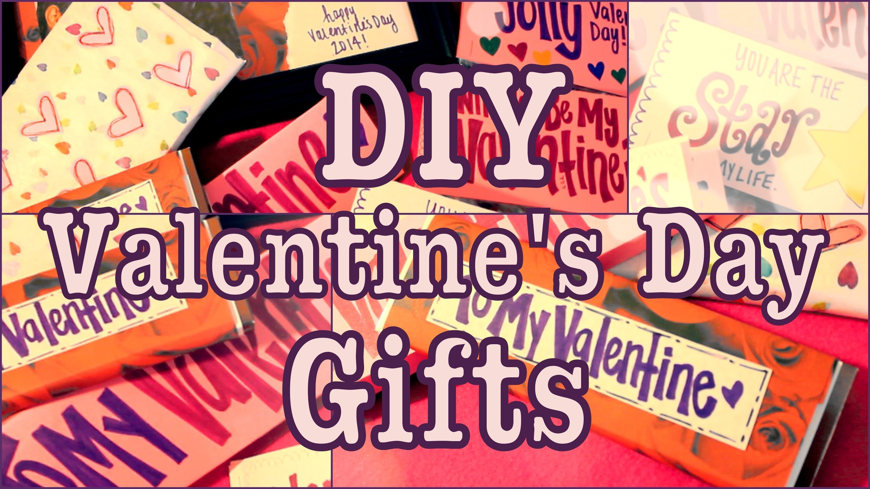 DIY Valentine's Day Gift Ideas! Fast, Easy & Last Minute
