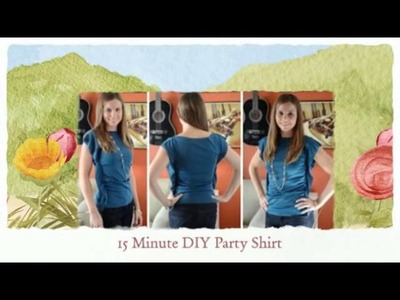 Free Sewing Patterns for Spring Fashion: 8 DIY Sewing Projects eBook