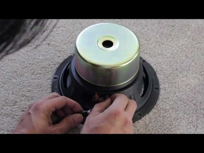 How to build DIY subkick microphone