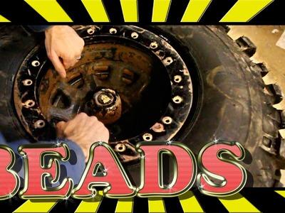 How-To install Beadlock wheels