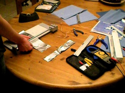 How to Make a DIY High Voltage Capacitor