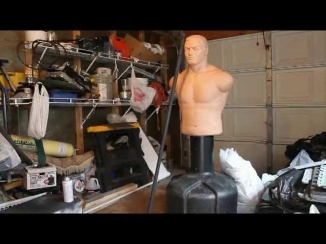 HOW TO MAKE A ROBIN STAFF DIY Tuesdays