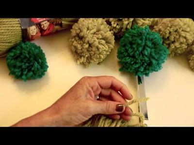 How to: Make Pompoms