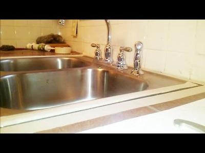 Kitchen Sink diy Install Tutorial
