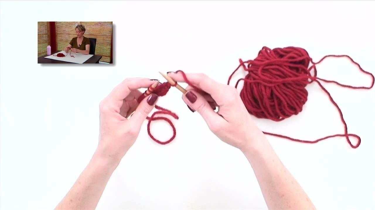 Knitting Help - Bind-Off.Cast-Off