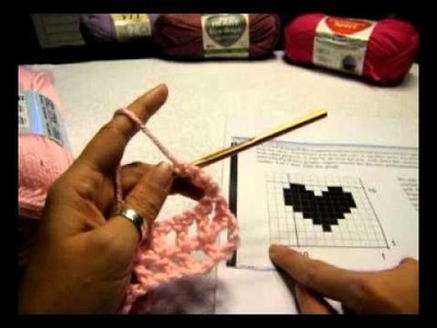 Learn Filet Crochet with Kim Guzman