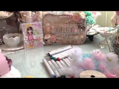 LSS Copic haul and Project share
