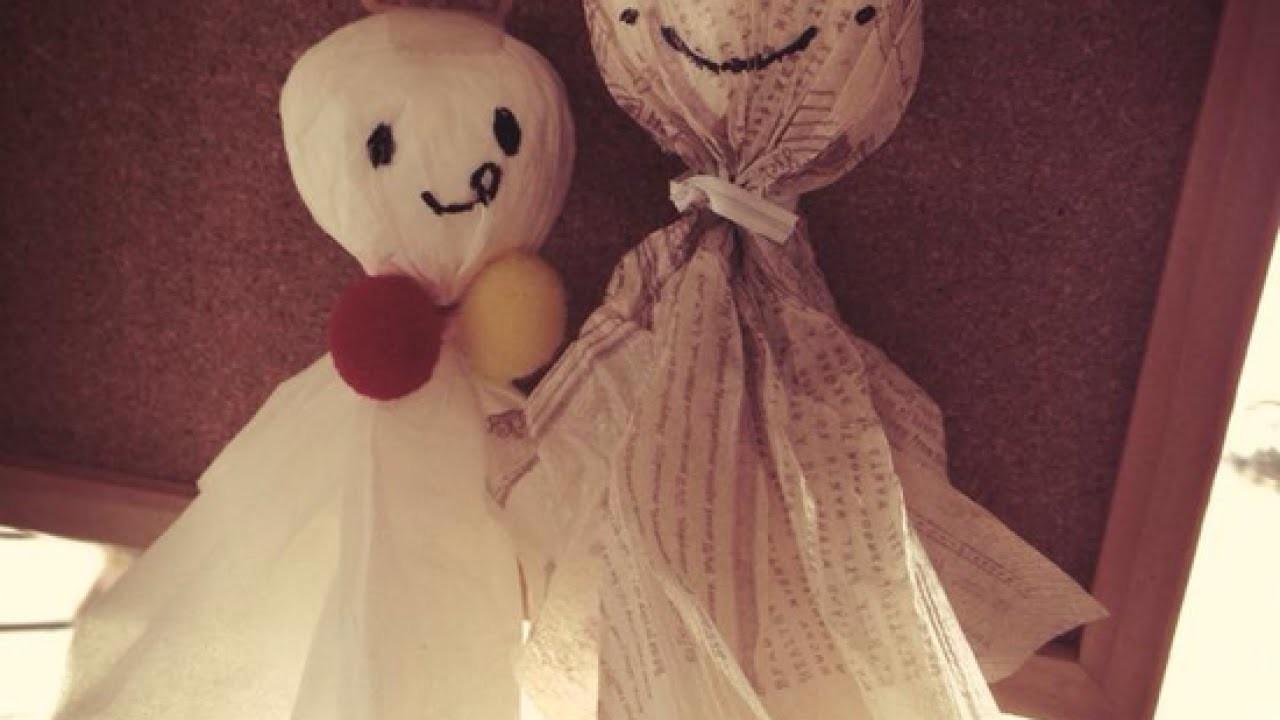 Make a Teru Teru Bozu (in Japanese) - DIY Crafts - Guidecentral