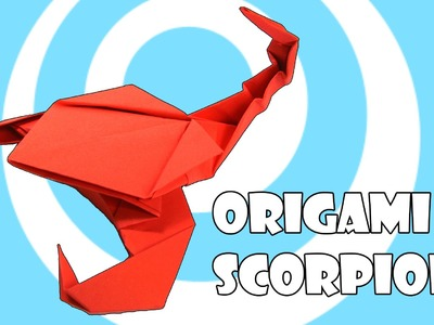 Origami Scorpion 1 Tutorial (Origamite)