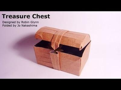 Origami Treasure Chest (Robin Glynn)