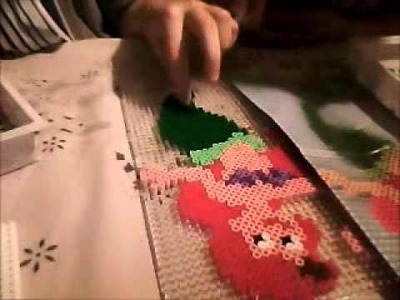 Princess ariel out of hammer beads EPIC FAIL!