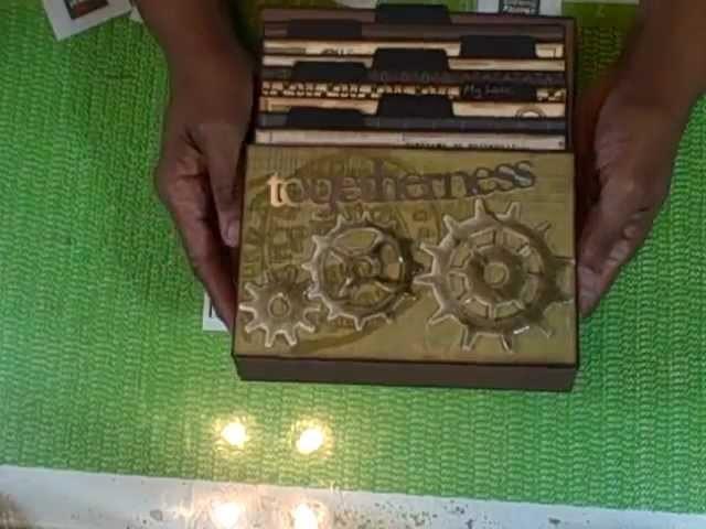Rolodex Mini Album