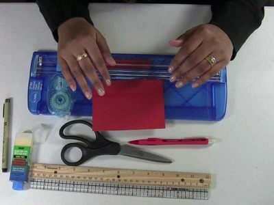 Scrapbook Paper Crafts: Basic Tools and Supplies to Start