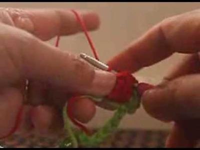 Strawberry Crochet Stitches Part 1 of 2