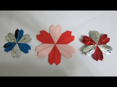 TUTORIAL - Origami Heart Fold