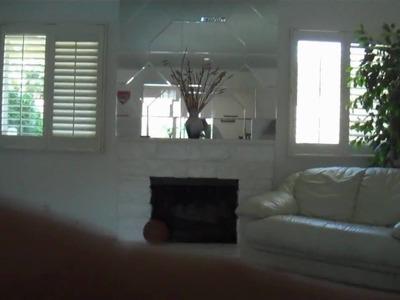 Vlog day 115 - 7.18.10 Flip Ultra HD DIY Wide Angle Lens Hack Mod
