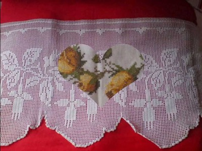 (2) Mixed Knitting Crochet Lace Models New Samples Designs Trends