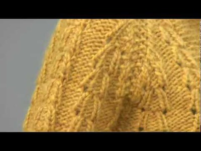 #26 Cropped Jacket, Vogue Knitting Fall 2009