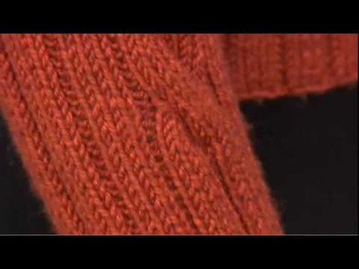#4 Rib & Cable Cardigan, Vogue Knitting Fall 2009
