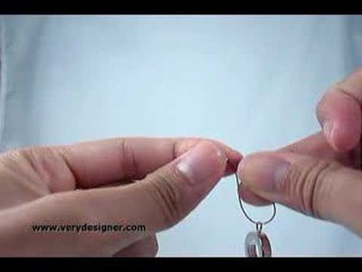 Beading Video - How to Use Crimp Tubes Bead Tutorial