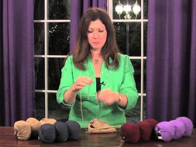 Beginner's Knitting Kit - How to add skeins