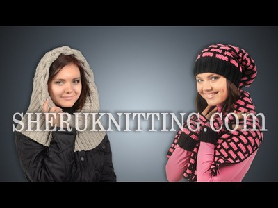 Crochet And Knitting Hats and Hat Sets Part 2 of 3