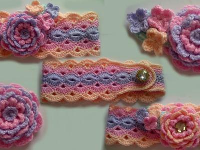 Crochet for Beginners: Large Flower Pattern Part 1