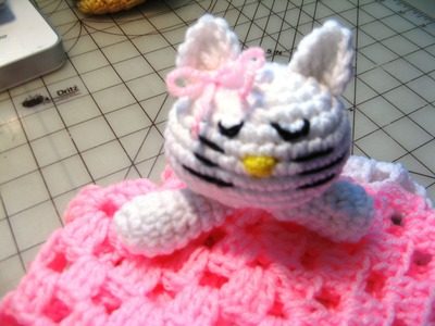 Crochet Kitty Lovie - part one